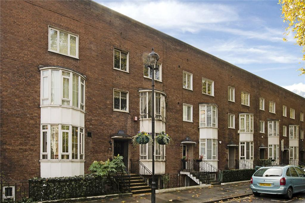 6 Bedrooms Terraced House for sale in Hyde Park Square, London
