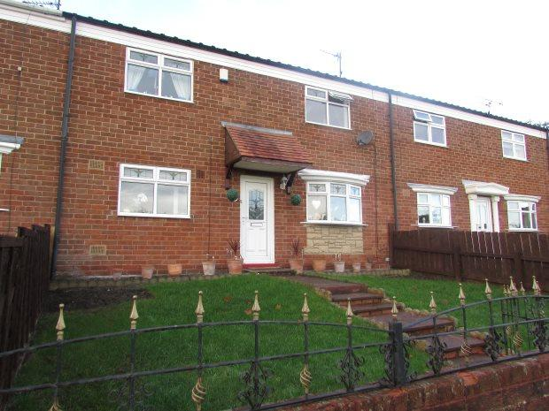 3 Bedrooms Terraced House for sale in ST DAVIDS WALK, THROSTON GRANGE, HARTLEPOOL