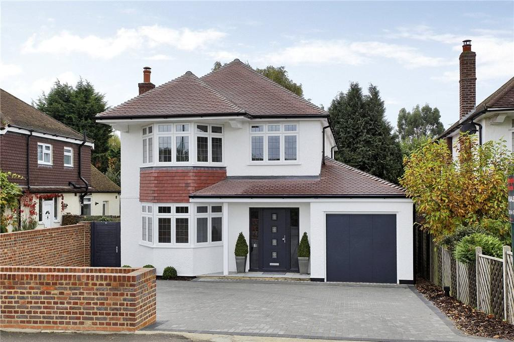 4 Bedrooms Detached House for sale in Bradbourne Vale Road, Sevenoaks, Kent, TN13