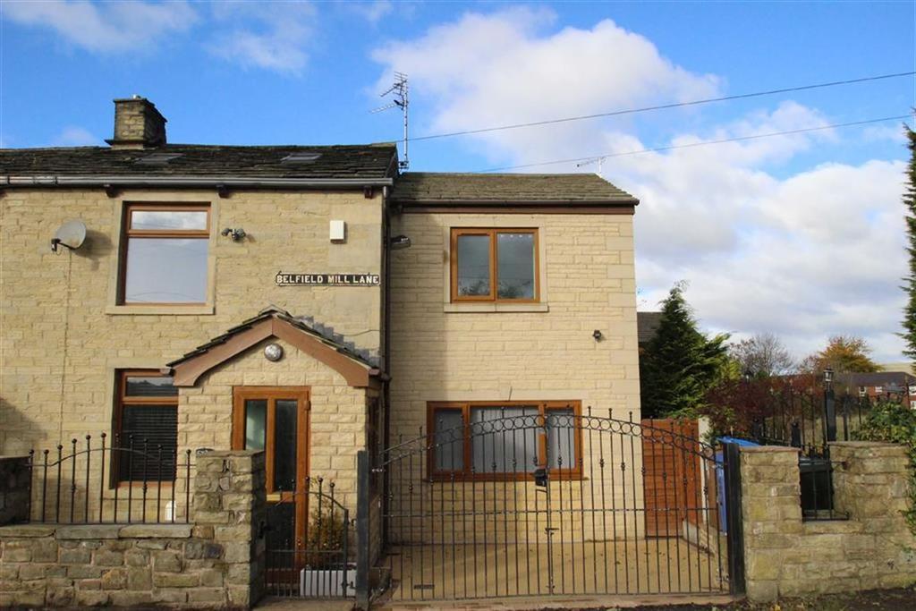 4 Bedrooms Cottage House for sale in 63, Belfield Mill Lane, Belfield, Rochdale, OL16