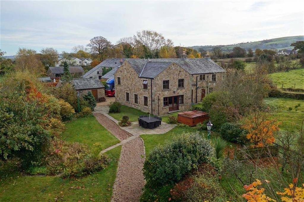 4 Bedrooms Detached House for sale in Osbaldeston Lane, Osbaldeston, Ribble Valley