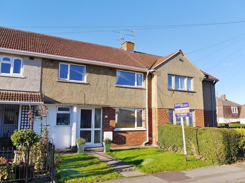 3 Bedrooms Terraced House for sale in Cedar Drive, Keynsham, Bristol
