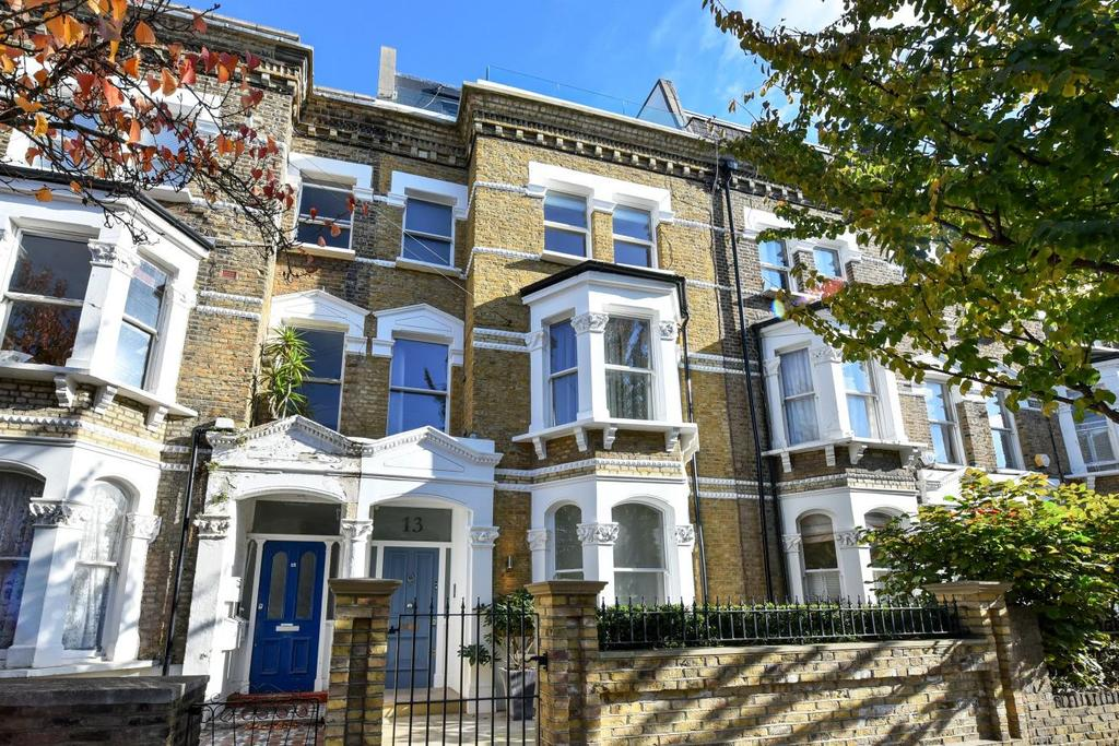 7 Bedrooms Terraced House for sale in Chesilton Road, Fulham, SW6
