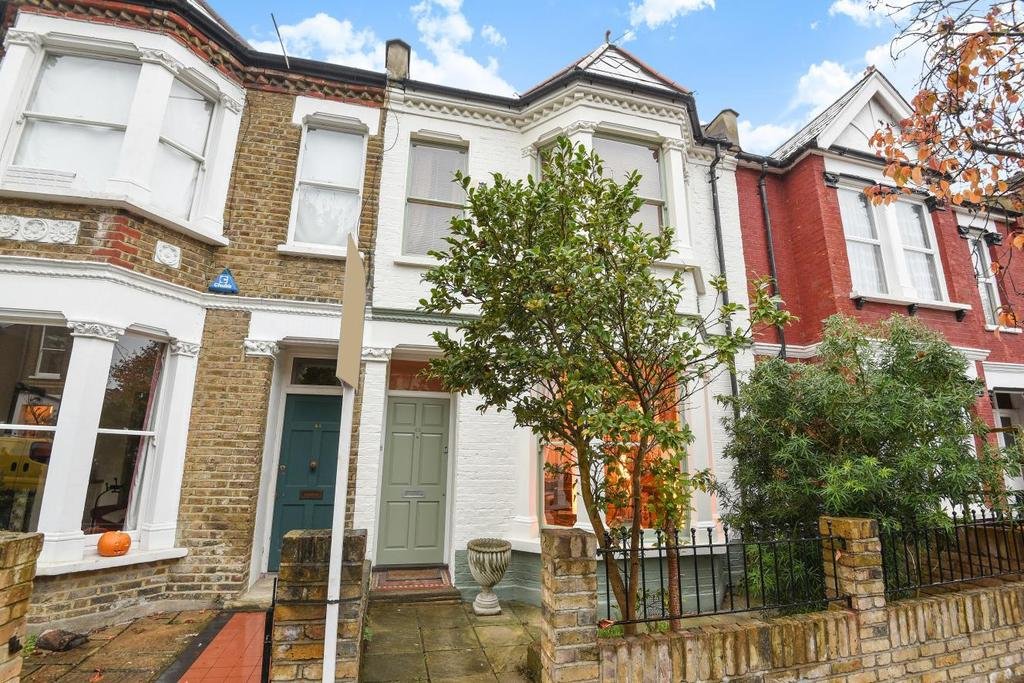 3 Bedrooms Terraced House for sale in Rothschild Road, Chiswick, W4