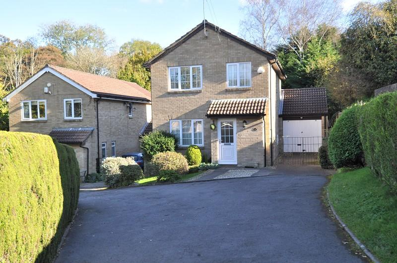 4 Bedrooms Detached House for sale in 48 Coed Arhyd , The Drope, Cardiff CF5 4TZ