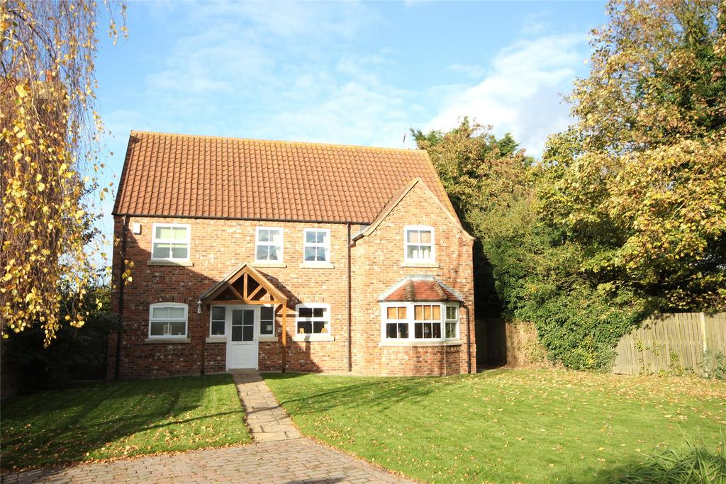 4 Bedrooms Detached House for sale in Forge Close, South Kyme, LN4