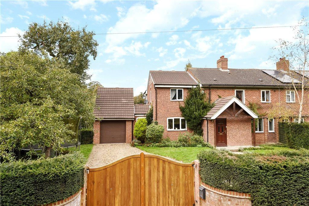 4 Bedrooms Semi Detached House for sale in Crow Lane, Husborne Crawley, Bedfordshire