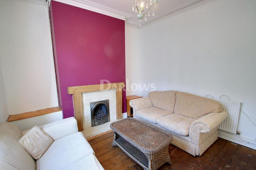4 Bedrooms Terraced House for sale in Daniel Street, Cathays, Cardiff