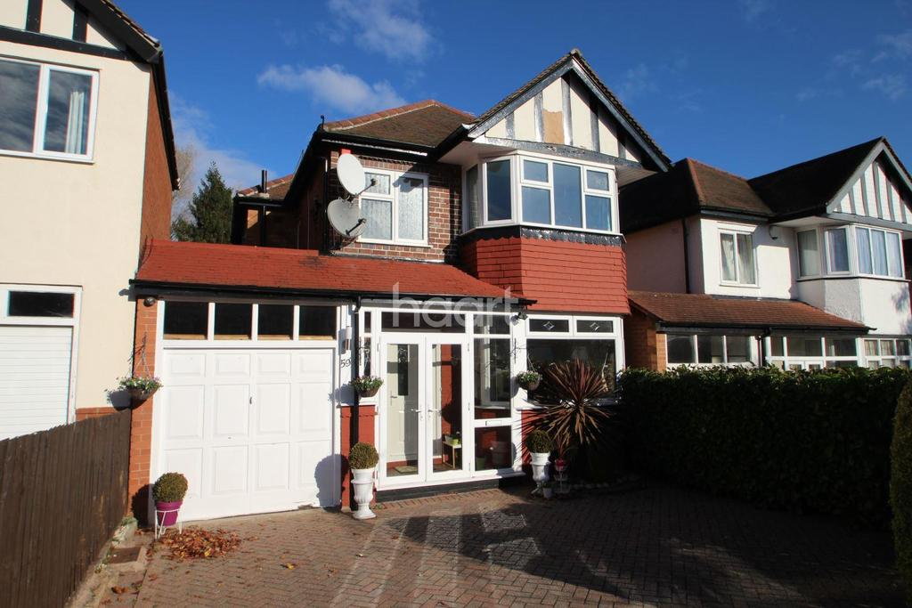 3 Bedrooms Detached House for sale in Wheats Avenue, Harborne