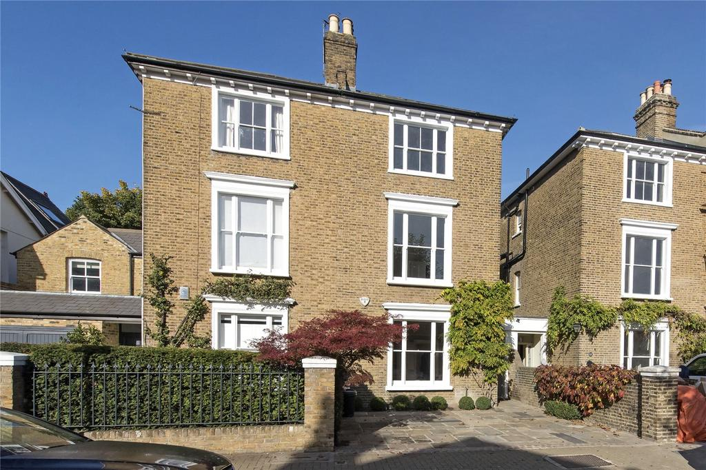 4 Bedrooms Semi Detached House for sale in Brodrick Road, London, SW17
