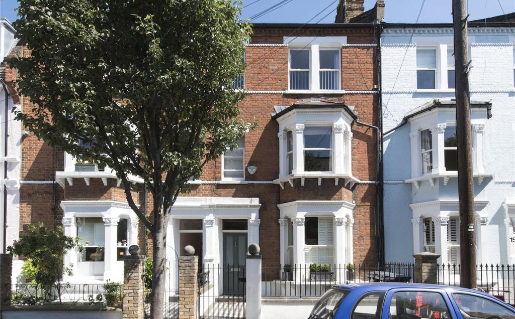 5 Bedrooms Terraced House for sale in Anhalt Road, London, SW11