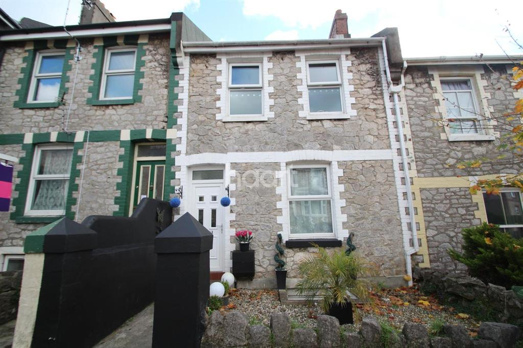 3 Bedrooms Maisonette Flat for sale in Ellacombe Church Road