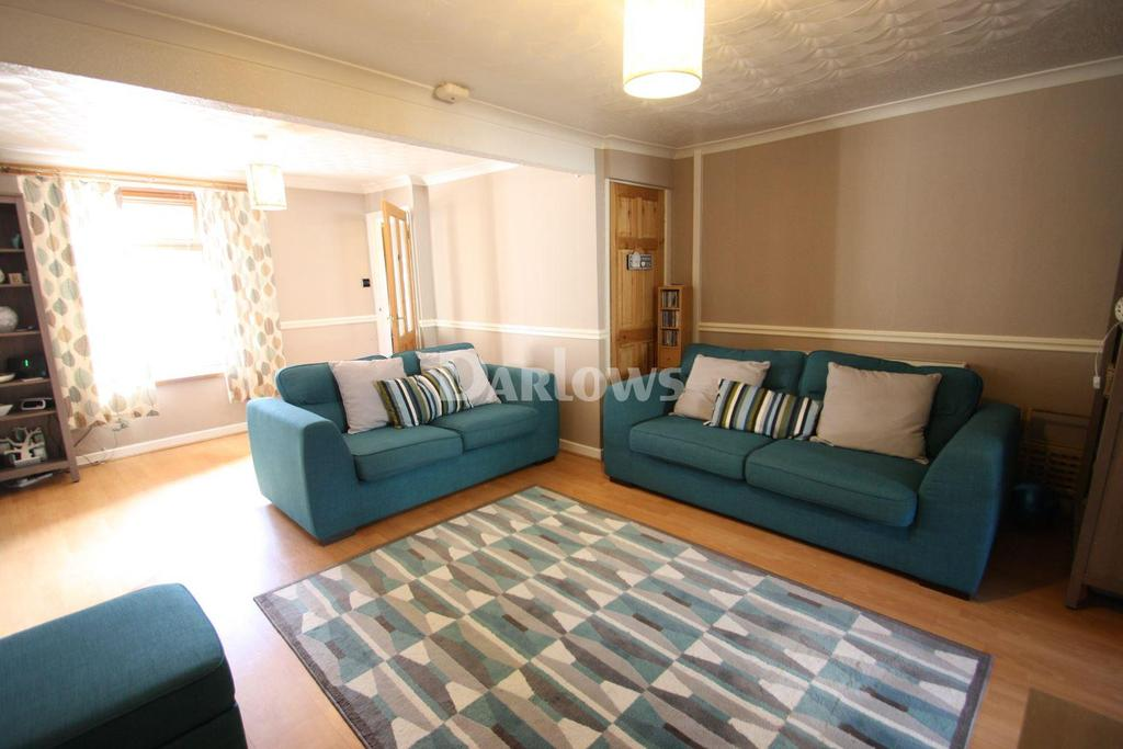 2 Bedrooms End Of Terrace House for sale in Park Road, Treorchy