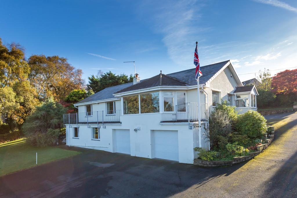 4 Bedrooms Detached House for sale in Westerdale, Moor Close Lane, Over Kellet, Carnforth, Lancashire LA6 1DF
