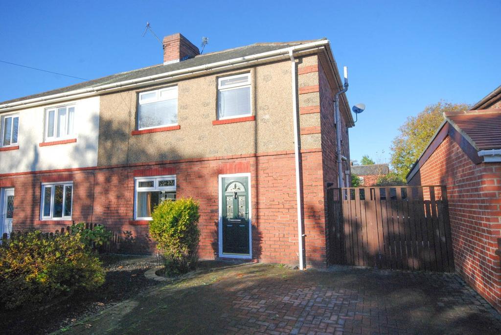 3 Bedrooms Semi Detached House for sale in Dene Terrace, Jarrow
