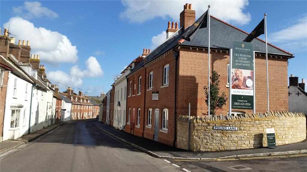 2 Bedrooms Apartment Flat for sale in Pound Lane, Wareham, Dorset