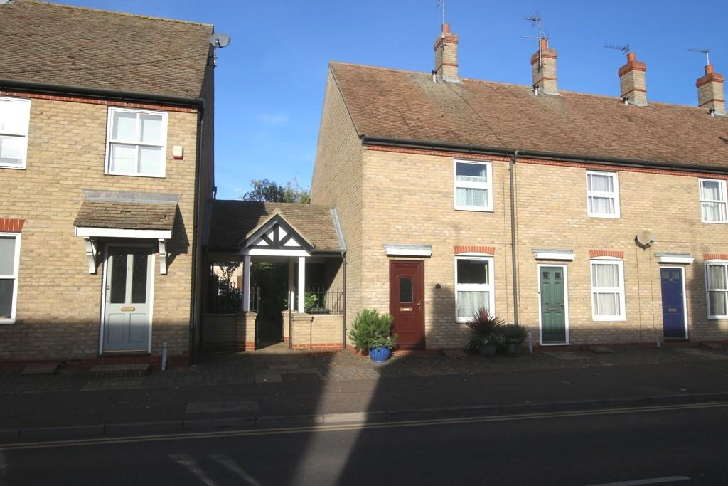 2 Bedrooms End Of Terrace House for sale in Lisle Lane, Ely