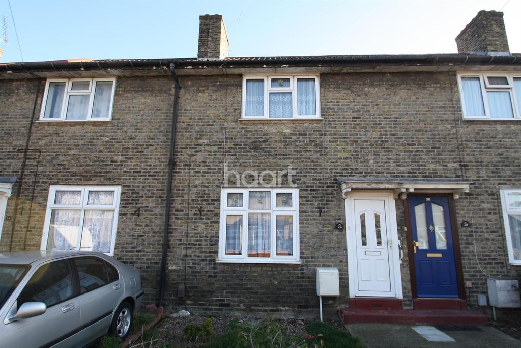 2 Bedrooms Terraced House for sale in Haresfield Road