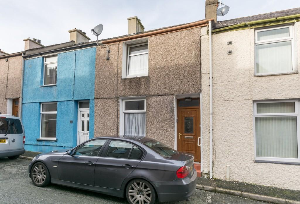 3 Bedrooms Terraced House for sale in Snowdon Street, Llanberis, North Wales