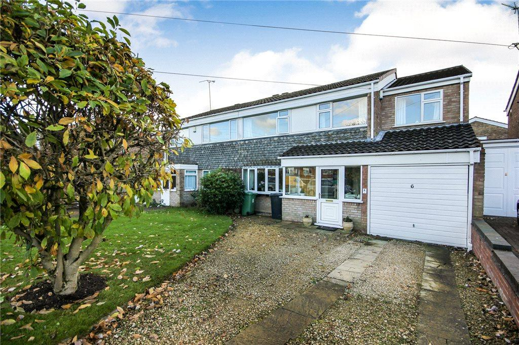 5 Bedrooms Semi Detached House for sale in Woodbury Road, Halesowen, West Midlands, B62