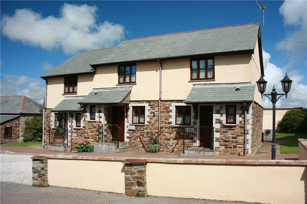 2 Bedrooms Terraced House for sale in Rose, Juliots Well, Camelford, Cornwall