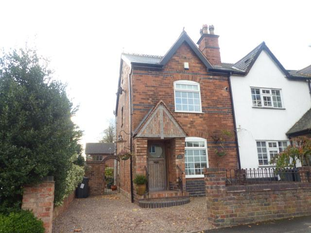 3 Bedrooms End Of Terrace House for sale in Tower Road,Four Oaks,Sutton Coldfield