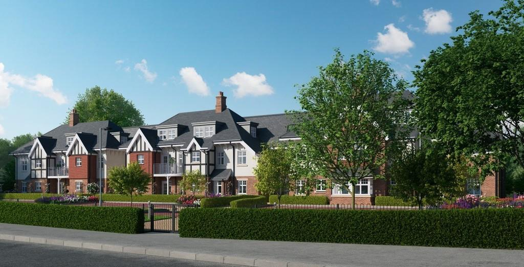 2 Bedrooms Flat for sale in Blossomfield Road, Solihull