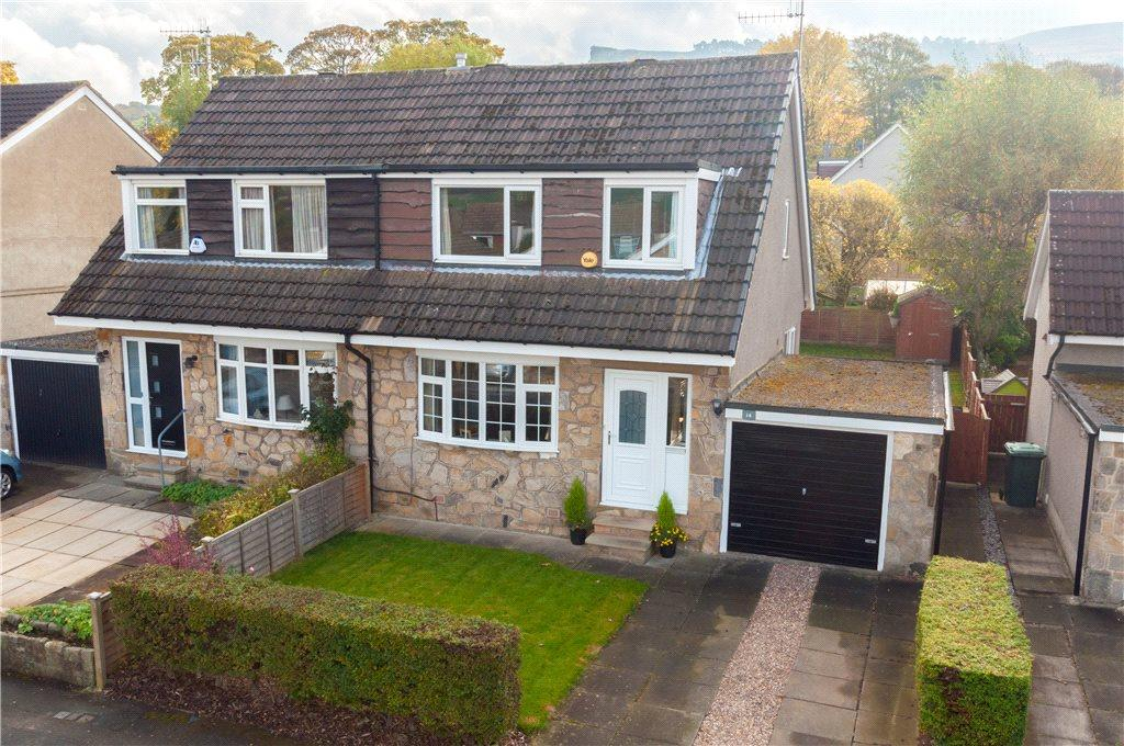 3 Bedrooms Semi Detached House for sale in St. Helens Way, Ilkley, West Yorkshire