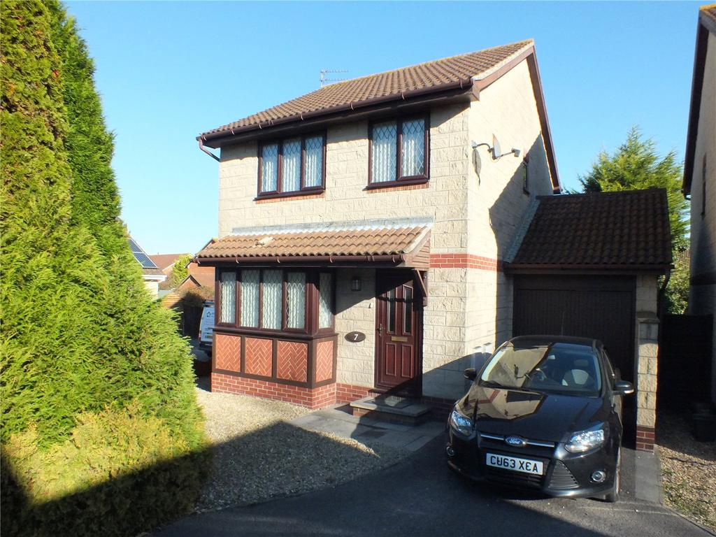 3 Bedrooms Detached House for sale in Westmarch Way, North Worle, Weston-Super-Mare, North Somerset, BS22