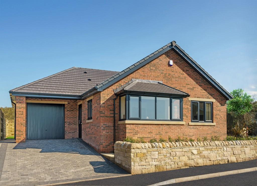 2 Bedrooms Detached Bungalow for sale in Show Home at The Dunes, Seascale, Cumbria