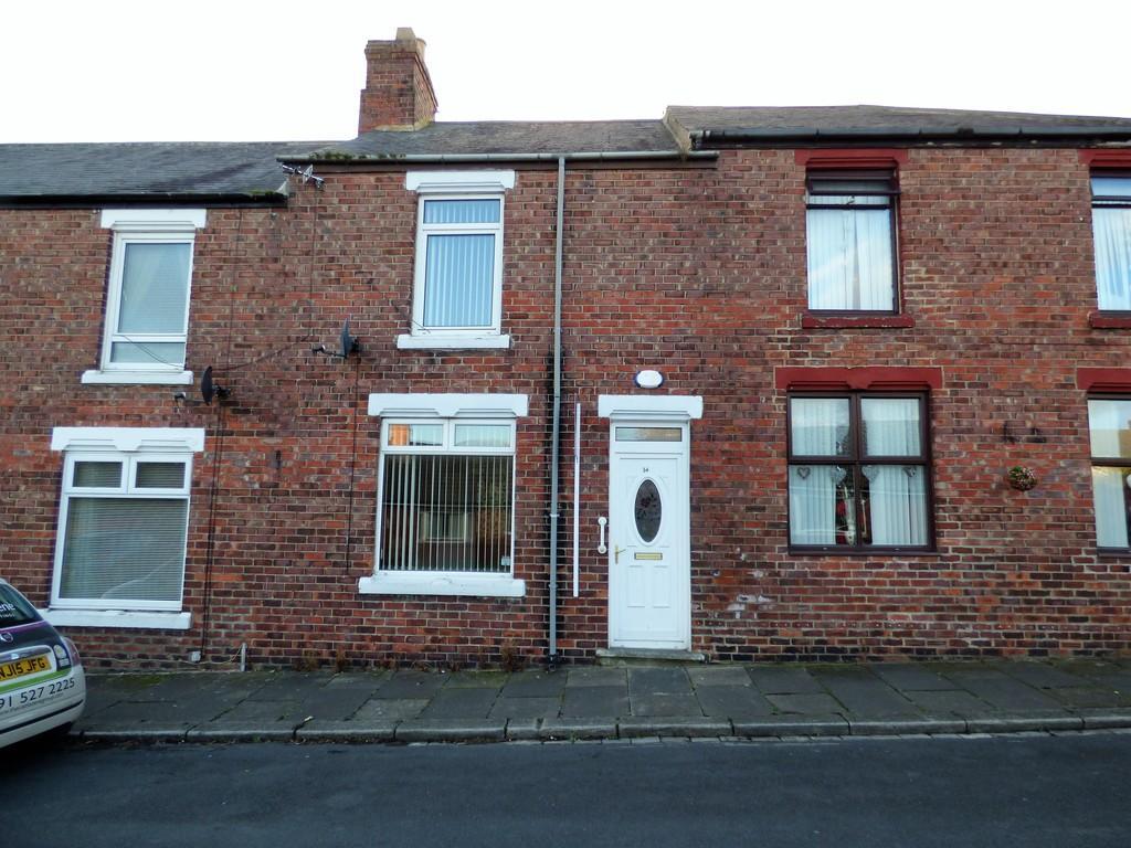 3 Bedrooms Terraced House for sale in Waterloo Terrace, Shildon