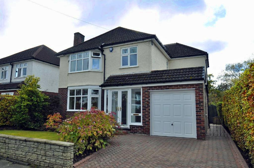 4 Bedrooms Detached House for sale in Highfield Road, Cheadle Hulme,
