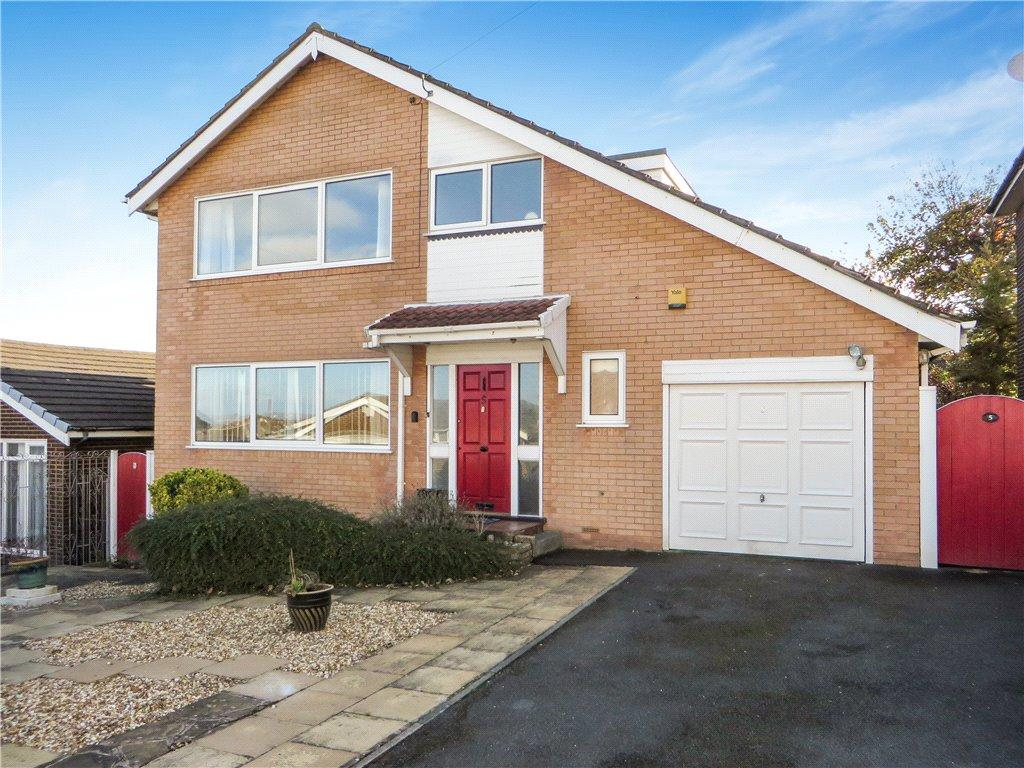3 Bedrooms Detached House for sale in The Knowle, Bispham, Blackpool