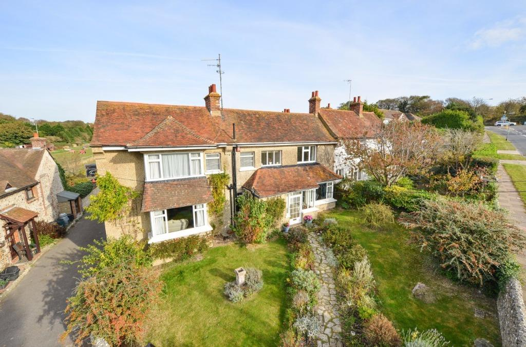 4 Bedrooms Terraced House for sale in Ovingdean Rd Ovingdean East Sussex BN2