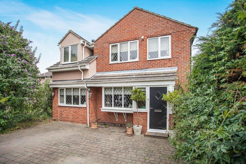4 Bedrooms Detached House for sale in Villiers Place, Boreham, Chelmsford, Essex, CM3