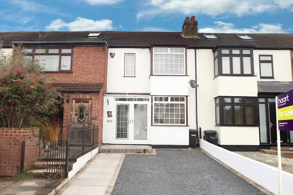 3 Bedrooms Terraced House for sale in Abbs Cross Gardens, Hornchurch