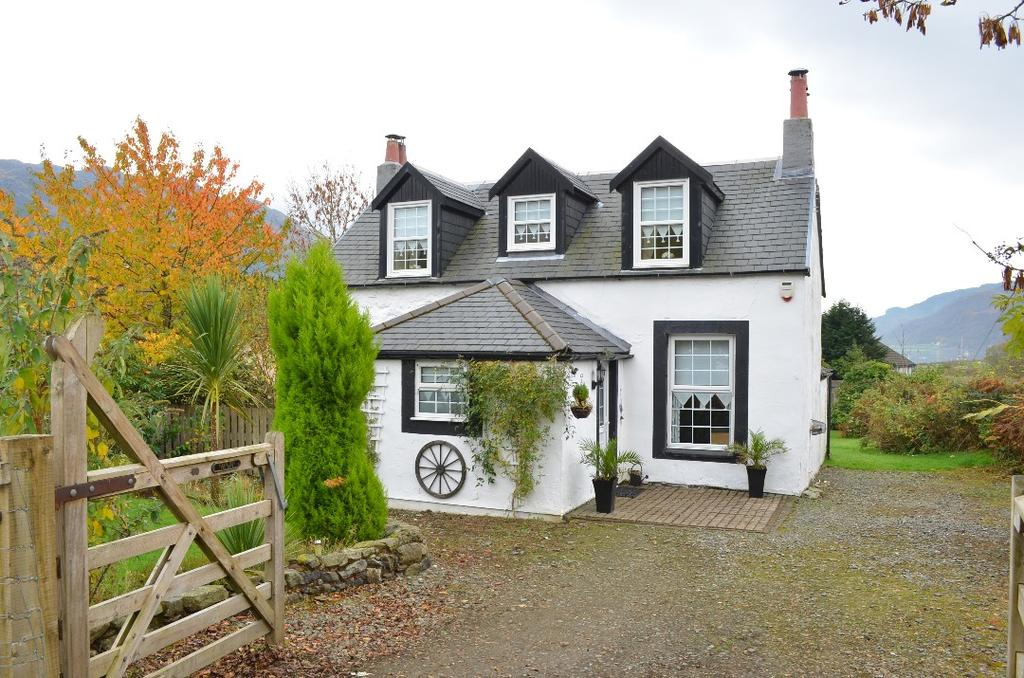 2 Bedrooms Detached House for sale in Carrick Castle, Lochgoilhead , Cairndow, PA24 8AF