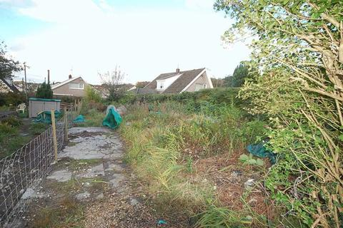 Land for sale - Building Plot adj 10 Elias Road, Bryncoch, Neath, SA10 7TN