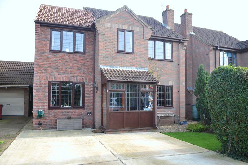 4 Bedrooms Link Detached House for sale in Coleby Road, West Halton