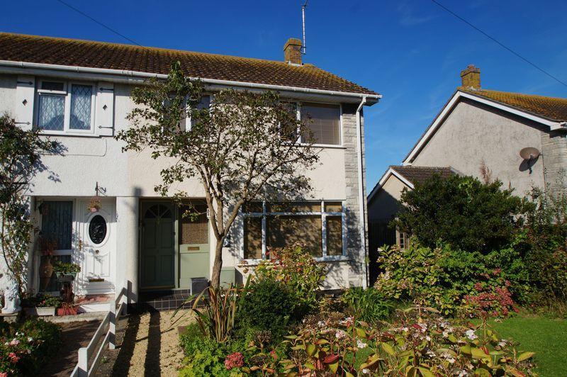 3 Bedrooms Semi Detached House for sale in Barton Road, Berrow, Burnham-On-Sea