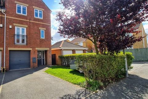 5 bedroom townhouse to rent - Heatherlea, Bebside, Blyth