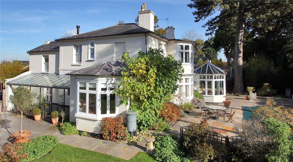 6 Bedrooms Detached House for sale in Sunnyside Road, Tunbridge Wells, Kent, TN4
