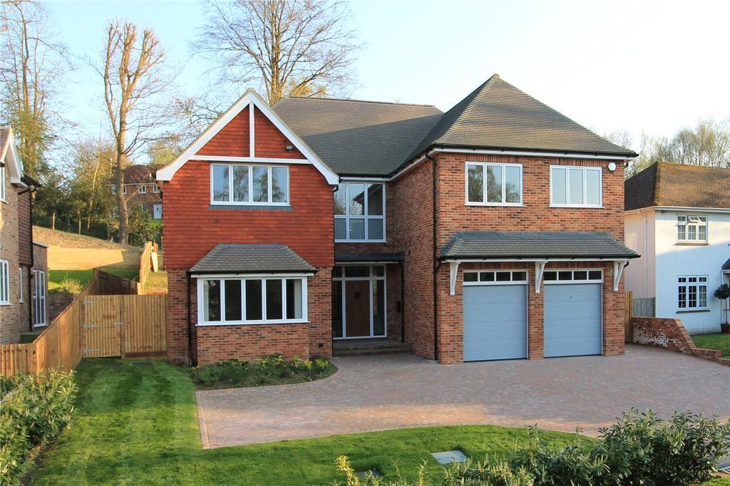 5 Bedrooms Detached House for sale in Brattle Wood, Sevenoaks, Kent, TN13