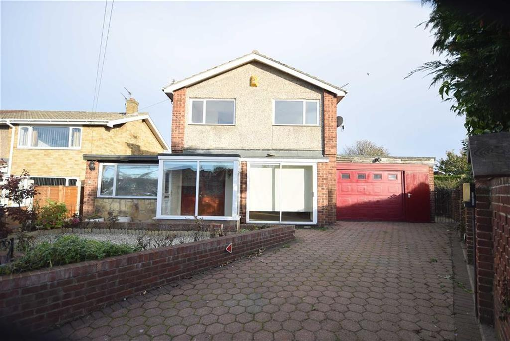 3 Bedrooms Detached House for sale in Wylam Close, South Shields, South Shields