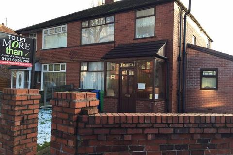 7 bedroom semi-detached house to rent - Mauldeth Rd, Withington, Manchester m20