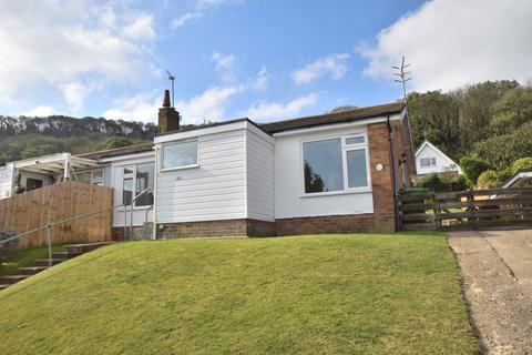 3 bedroom semi-detached bungalow to rent - Burrow Down, Old Town, Eastbourne BN20