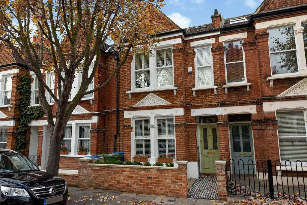 4 Bedrooms Terraced House for sale in Pellatt Road, East Dulwich, SE22