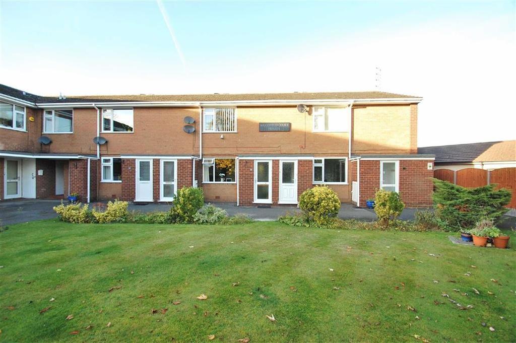 1 Bedroom Flat for sale in Woodfield Court, Woodsmoor, Stockport