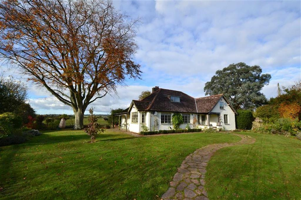 4 Bedrooms Detached House for sale in Cothelstone, Taunton, Somerset, TA4