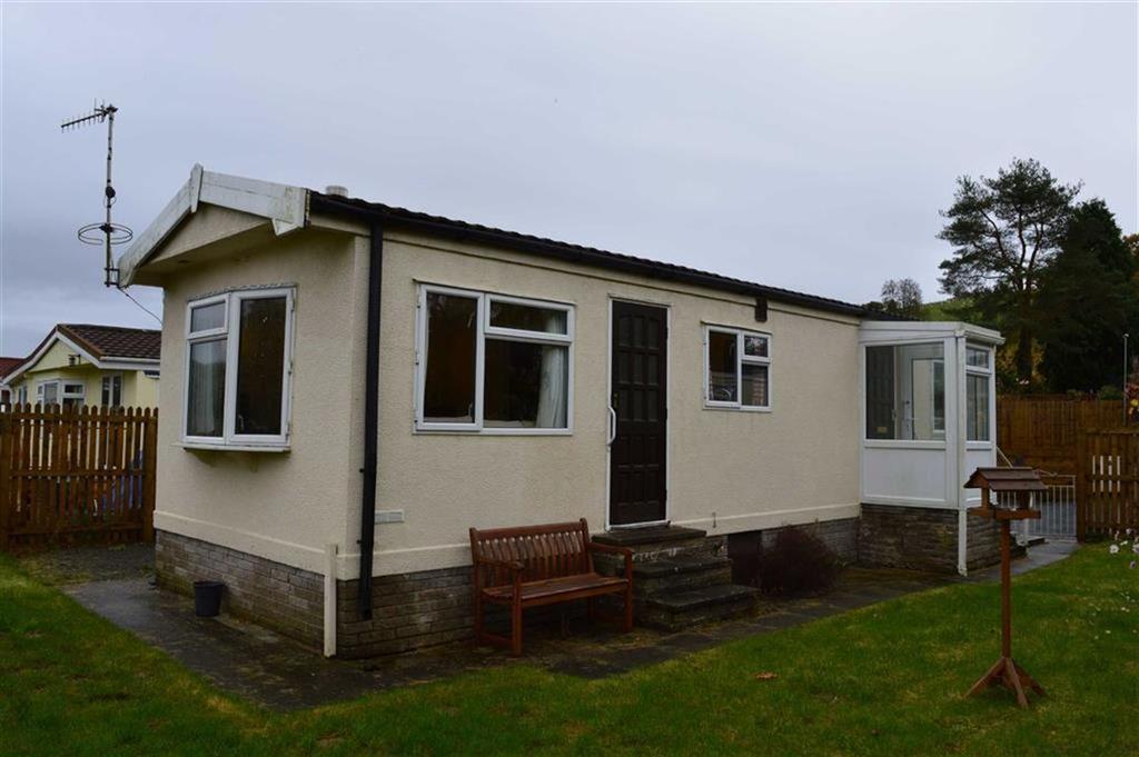 1 Bedroom Park Home Mobile Home for sale in 23, Rockbridge Park, Presteigne, LD8